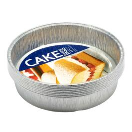 8-Pack Aluminum Round Cake Pans, Set of 3
