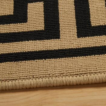 Greek Key All-Weather Area Rug view 2