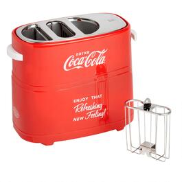 Nostalgia Electrics™ Coca-Cola® Pop-Up Hot Dog Toaster