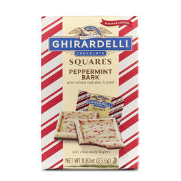 Ghirardelli® 1 Ounce Peppermint Bark Squares view 1