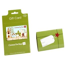 Give a new gift card