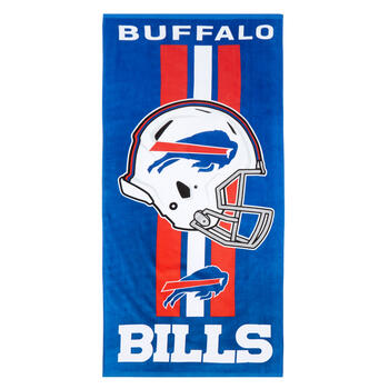 "30""x60"" NFL Buffalo Bills Cotton Beach Towel view 1"