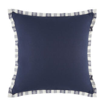 The Grainhouse™ Stripes Square Throw Pillow view 2