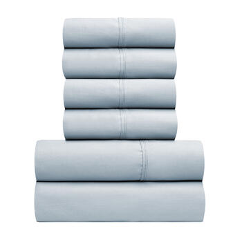 Brookstone® 800-Thread Count Cotton Blend Sheet Set view 1