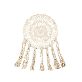 "The Grainhouse™ 24""x39"" Ivory Dream Catcher Wall Hanger"