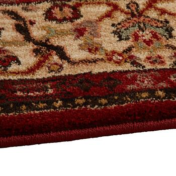 5'x8' Mohawk Home Red Traditional Area Rug view 2