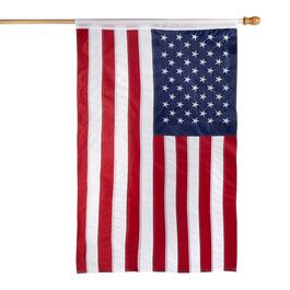 "28"" x 40"" Traditional Nylon American Flag"