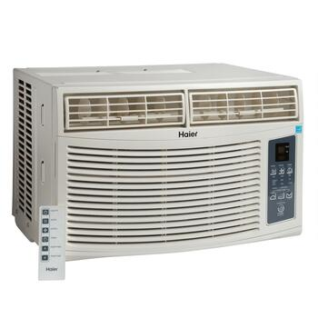 Haier® 6,000 BTU Window Air Conditioner