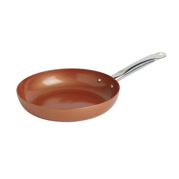 "As Seen on TV Copper Chef® 10"" Round Nonstick Frying Pan"