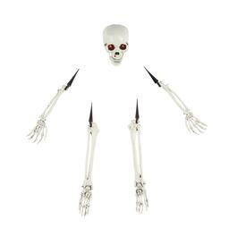 5-Piece LED Skeleton Groundbreaker Set