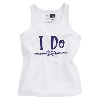"""I Do"" Coastal Tank Top view 1"