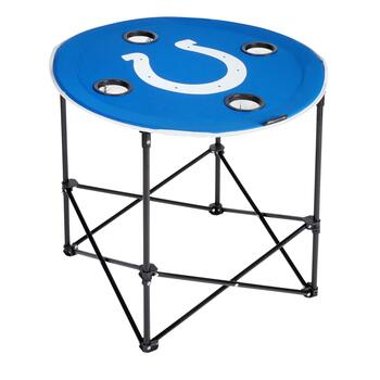 NFL Indianapolis Colts Folding Table
