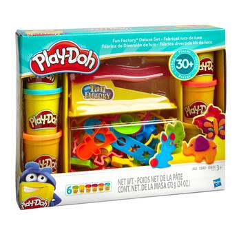 Play-Doh® Fun Factory® Play Set