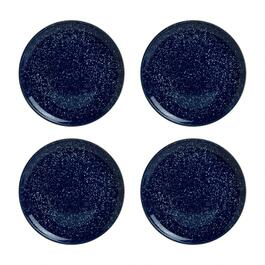 The Grainhouse™ Speckled Dinner Plates, Set of 4