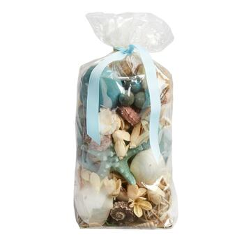 Ocean Breeze Scented Seashell Potpourri