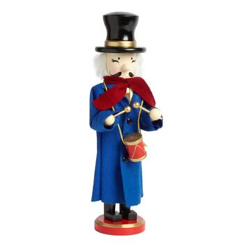 "15"" Drummer Boy Holiday Nutcracker"