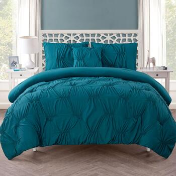 Monica Stitched Comforter Set