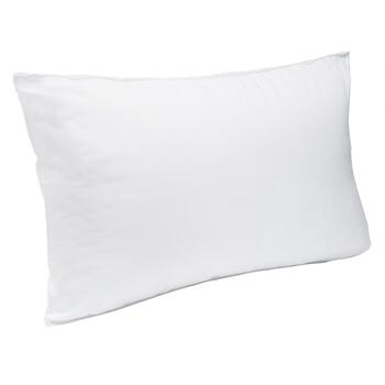 Kathy Ireland® Home Microfiber White Down Pillow