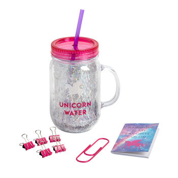 Unicorn Office Gift Set view 1