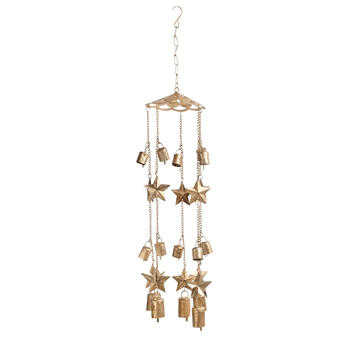 "33"" Stars and Bells Wind Chime view 1"