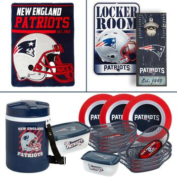 New England Patriots Fan Products