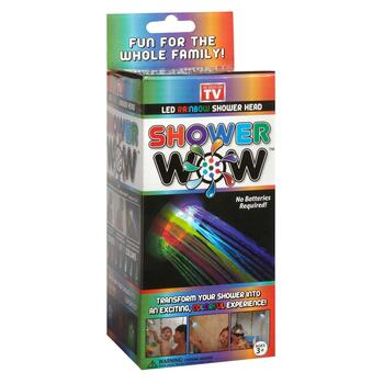 As Seen On TV Shower Wow™ LED Showerhead