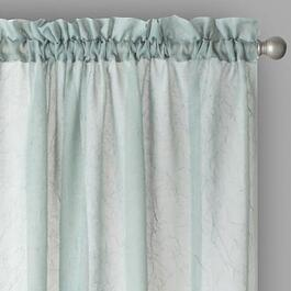 Crushed Voile Window Curtains, Set of 2