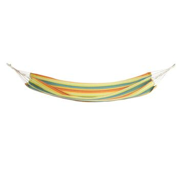 Yellow Stripes Hammock in a Bag