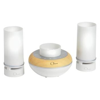 Ohana Wireless LED Light and Bluetooth® Audio System Set