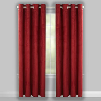 Mesa Room Darkening Grommet Window Curtains, Set of 2 view 2