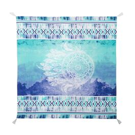 "60"" Dreamcatcher Tassel Tapestry Throw"
