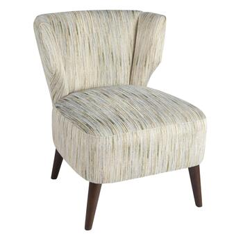 Cristen Cream Upholstered Accent Chair