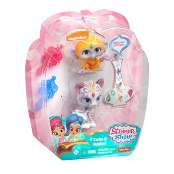 Fisher Price® Nickelodeon Shimmer and Shine Tala and Nahal ...
