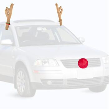 Automobile Reindeer Costume
