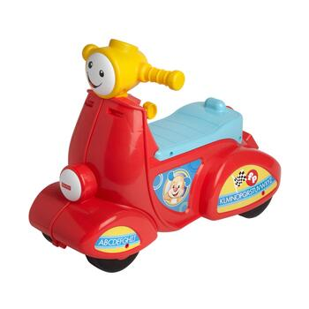 Fisher-Price® Laugh & Learn™ Smart Stages™ Ride-On Scooter