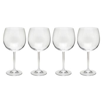 18-oz. European Wine Glasses, Set of 4