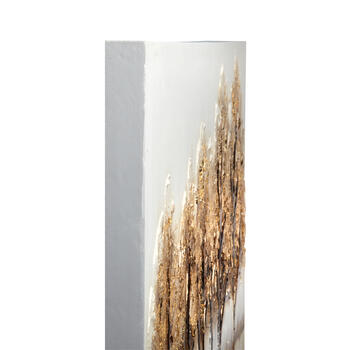 "24""x36"" Scenic Gold Tree Canvas Wall Art view 2"
