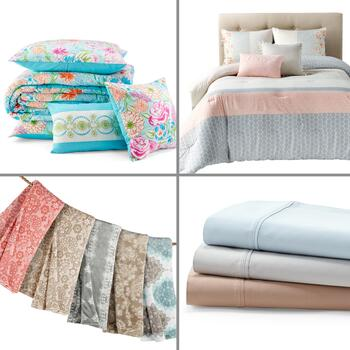 Summer Throws & Comforter Sets