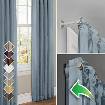 Thermal Shield™ Window Curtains