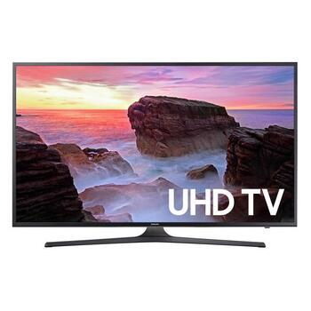 "43"" Samsung® 4K Ultra HD Smart LED TV"