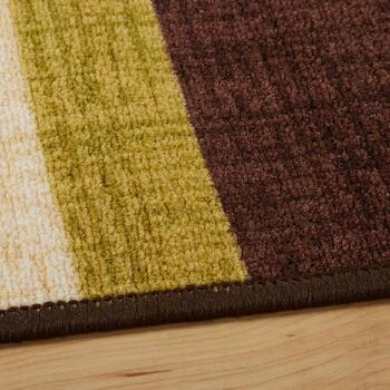 "52""x79"" Stripes Area Rug view 2"