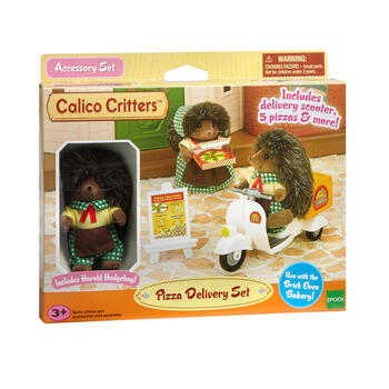 Calico Critters™ Pizza Delivery Play Set view 1