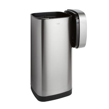 50-Liter Stainless Steel Sensor Trash Can view 2