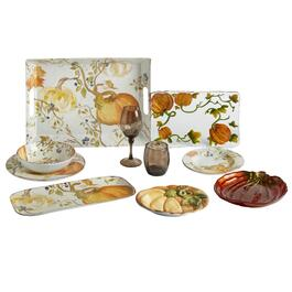Harvest Pumpkin Dinnerware Collection
