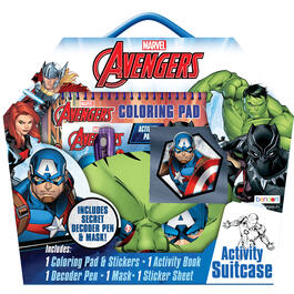Marvel® Avengers™ Coloring Pad view 1