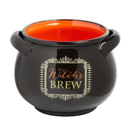 """Witch's Brew"" Ceramic Cauldron"