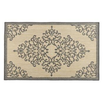 Diamond Scroll Door Mat