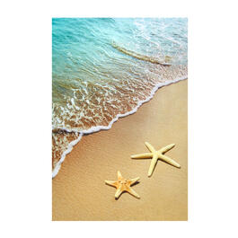 "24""x36"" Ocean Starfish Canvas Wall Art view 1"