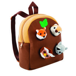 Kids Woodland Backpack view 1