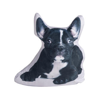 French Bulldog Photorealistic Door Stopper view 1